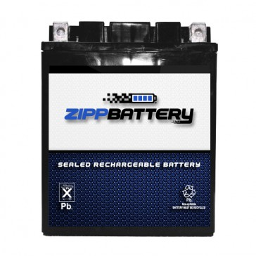 YTX14AH-BS High Performance Power Sports Battery