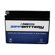 YT4B-BS High Performance Power Sports Battery- View 1
