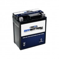 YTX7L-BS High Performance Power Sports Battery
