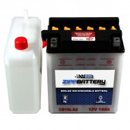 YB14L-A2 High Performance Power Sports Battery