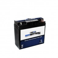 12V 18AH Sealed Lead Acid (SLA) Battery - T3 Terminals