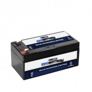 12V 3.2AH Sealed Lead Acid (SLA) Battery - T1 Terminals