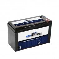 12V 8.5AH Sealed Lead Acid (SLA) Battery - T2 Terminals