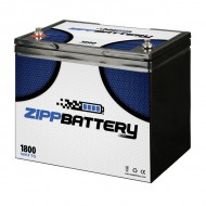12V 80AH Sealed Lead Acid (SLA) Battery -M6(T6) Terminals