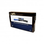 12V 2.0-T AH Sealed Lead Acid (SLA) Battery - T1 Terminals