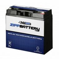 12V 18AH Sealed Lead Acid (SLA) Battery - T6 Terminals